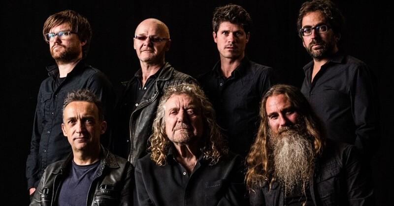 Robert Plant, The Sensational Space Shifters, Stimmen Festival 2018, © Veranstalter