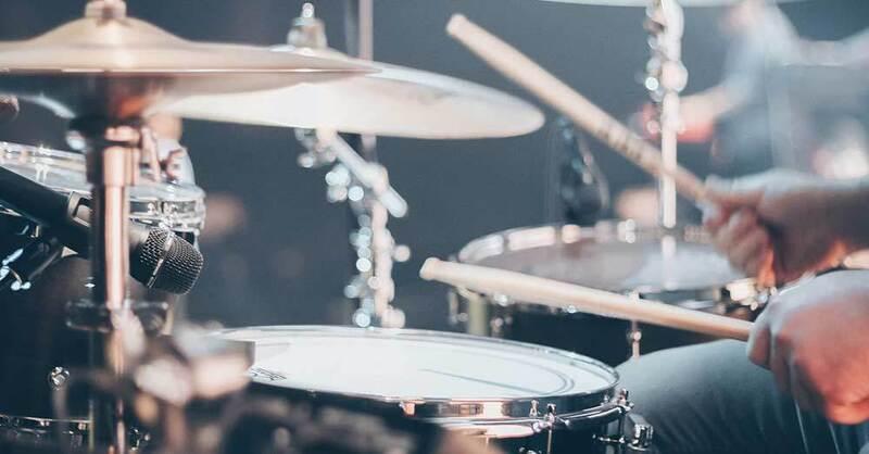 Konzert, Fest; Festival, Rock, Schlagzeug, Band, © pexels.com