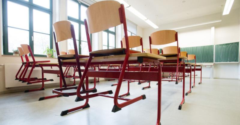 Schule, Ferien, Klassenzimmer, Unterricht, © Peter Endig - dpa (Symbolbild)