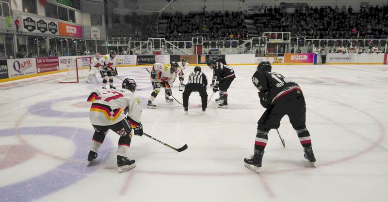 Dundee, EHC Freiburg, Schottland, Eishockey, © EHC Freiburg