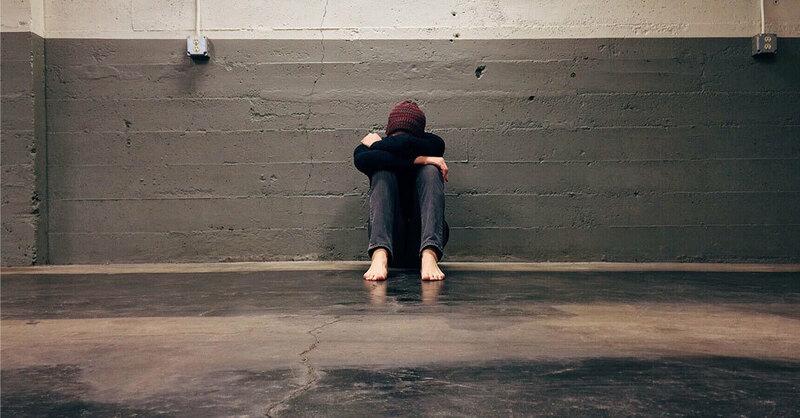 Angst, Verzweiflung, Trauer, © Pixabay (Symbolbild)