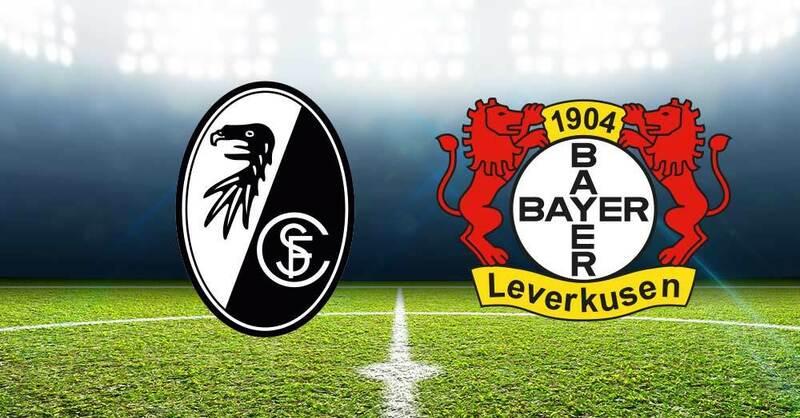 Der SC Freiburg empfängt Bayer Leverkusen