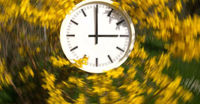 Uhr, Zeit, Zeitumstellung, © Sebastian Kahnert - dpa (Symbolbild)