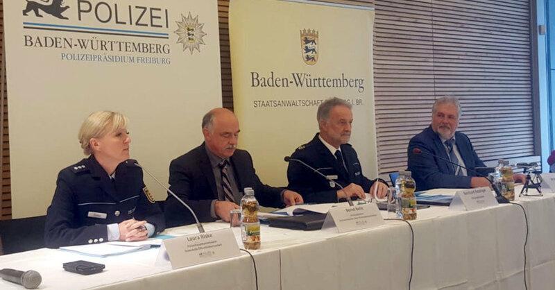 Gruppenvergewaltigung, Freiburg, Pressekonferenz, © baden.fm