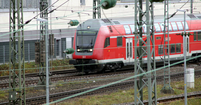 RE, Deutsche Bahn, Freiburg, Hauptbahnhof, Zug, © baden.fm (Symbolbild)
