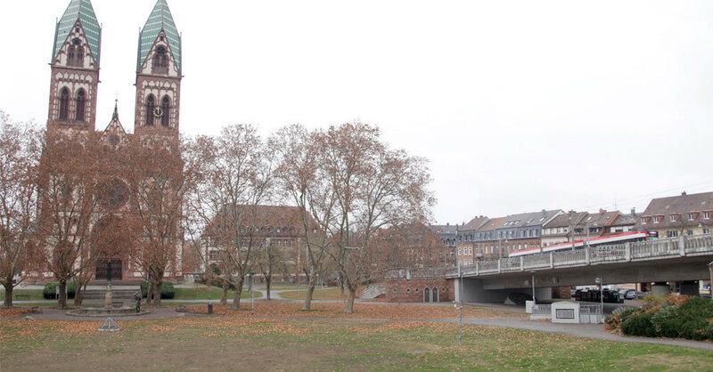 Stühlinger Kirchplatz, Kirche, © baden.fm (Symbolbild)