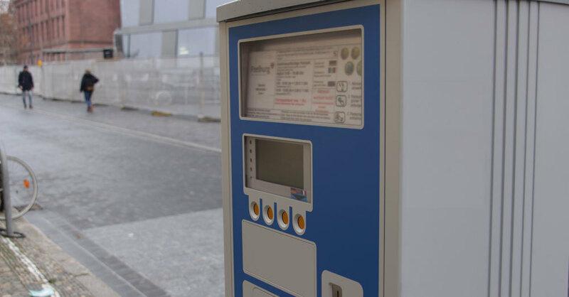 Parkschein, Parkscheinautomat, © baden.fm (Symbolbild)