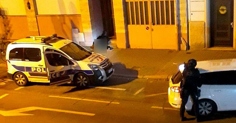 Straßburg, Terror, Verdächtiger, Charef C., tot, © UGC / dpa