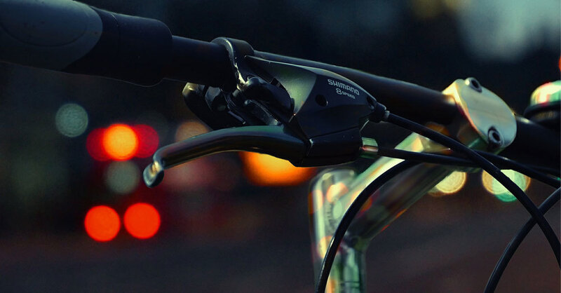 Fahrrad, Nacht, Licht, © Pixabay (Symbolbild)