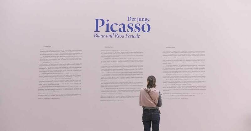 Picasso Ausstellung in der Fondation Beyeler, © baden.fm