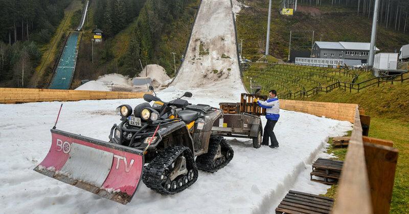 Hochfirstschanze, Titisee-Neustadt, Skispringen, Wintersport, © Patrick Seeger - dpa