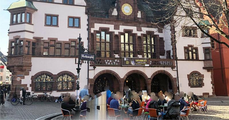 Rathausplatz, Rathaus, Freiburg, © baden.fm (Symbolbild)