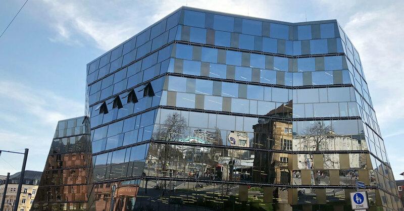 Uni Freiburg, Universitätsbibliothek, UB, Fassade, © baden.fm (Symbolbild)
