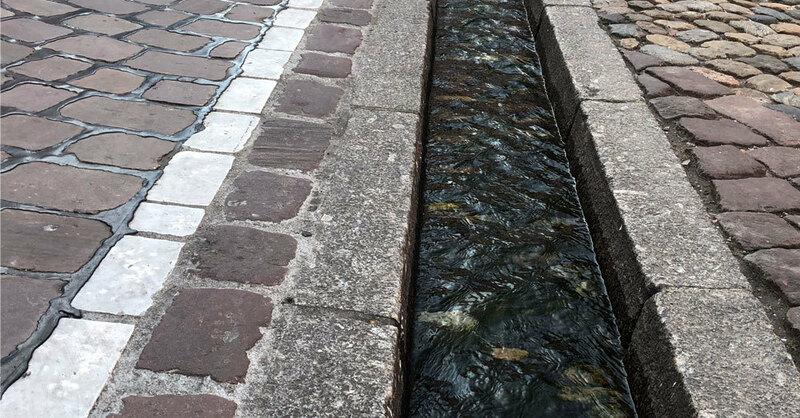 Freiburg, Bächle, Wasser, © baden.fm (Symbolbild)
