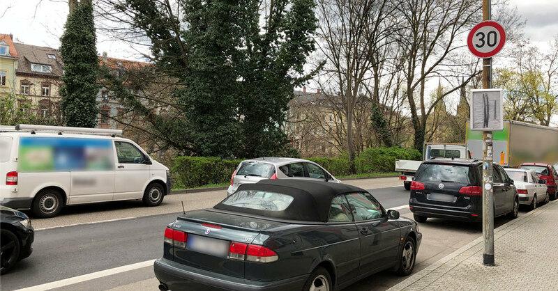 Verkehr, B31, Tempo 30, Geschwindigkeitsbegrenzung, © baden.fm (Symbolbild)