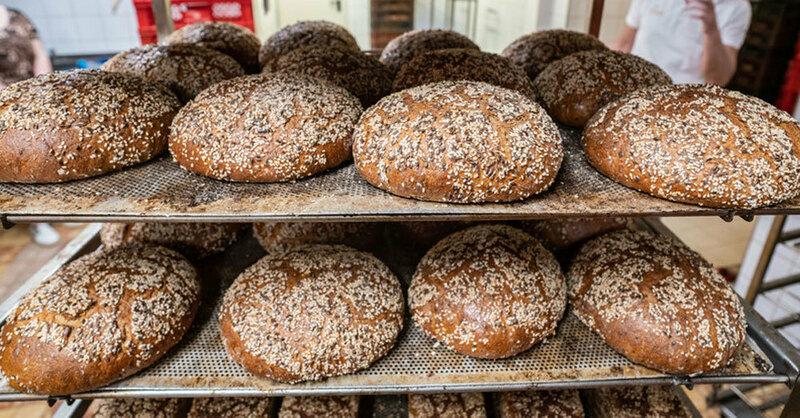 Brot, Bäckerei, Backwaren, © Frank Rumpenhorst - dpa (Symbolbild)