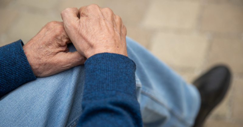 Alter, Pflege, Senior, Rentner, © Daniel Karmann - dpa (Symbolbild)