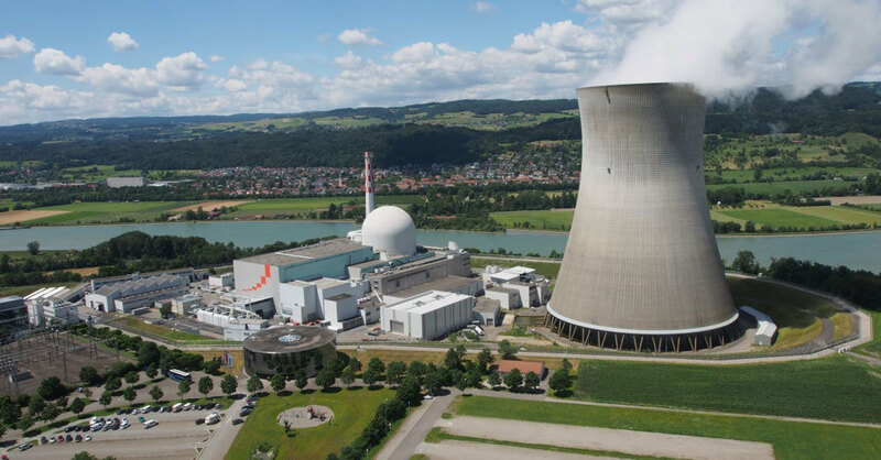 © Kernkraftwerk Leibstadt