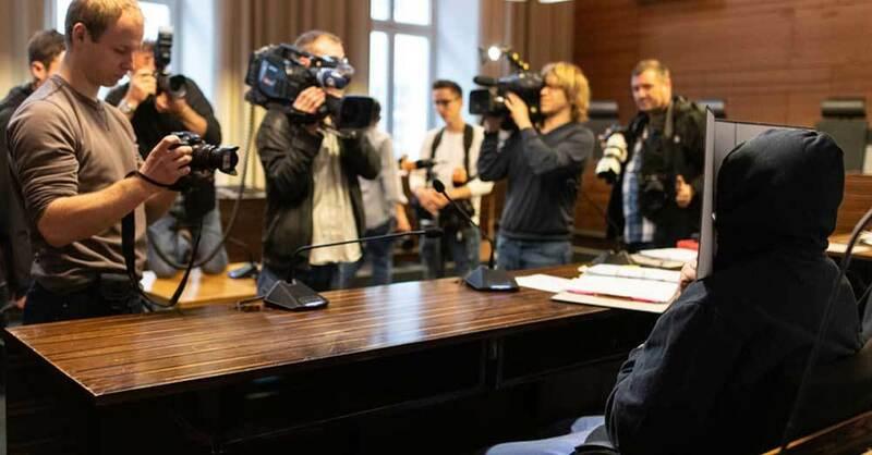 Bernhard H., Maria H. Vermisstenfall, Landgericht Freiburg, Prozess, © Patrick Seeger - dpa