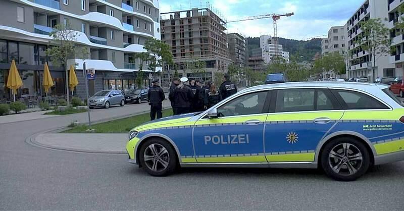 Güterbahnhof, Freiburg, Polizei, Fliegerbombe, Evakuierung, © baden.fm