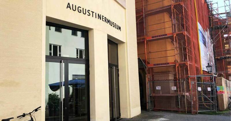 Augustinermuseum, Freiburg, Eingang, © baden.fm (Symbolbild)