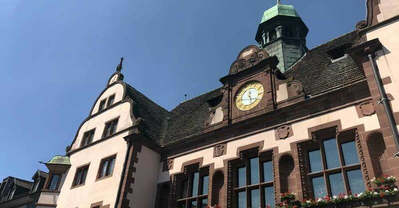 Rathaus, Freiburg, Innenstadt, © baden.fm (Symbolbild)