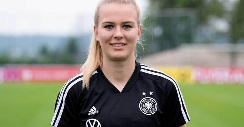 DFB, Nationalmannschaft, SC Freiburg, Frauen, Fußball, © Sven Hoppe - dpa