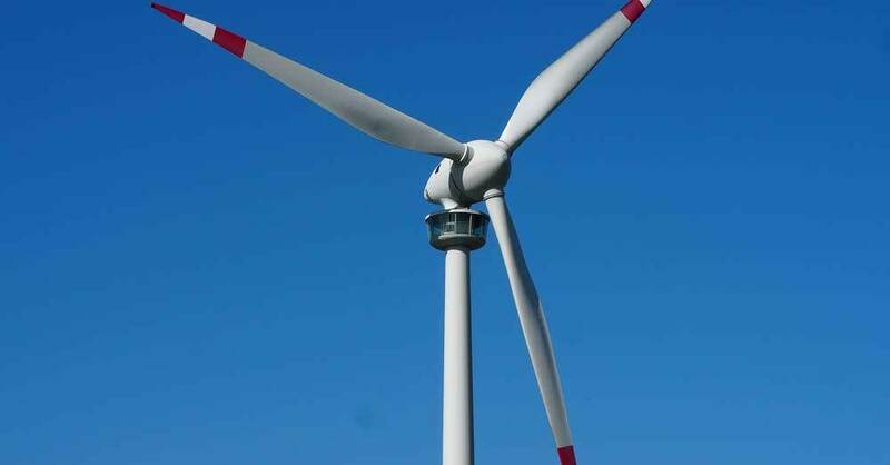 Windkraftwerk, Windrad, Windkraft, © Pixabay (Symbolbild)