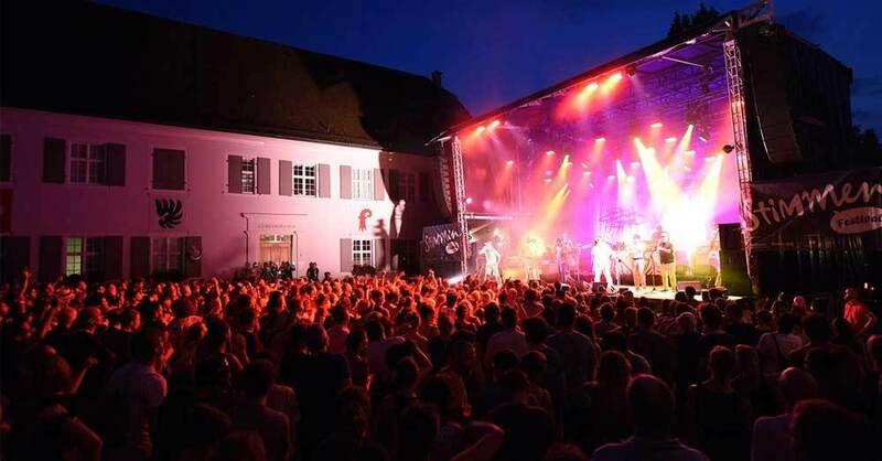 Stimmen, Festival, Lörrach, © Juri Junkov / Stimmen-Festival
