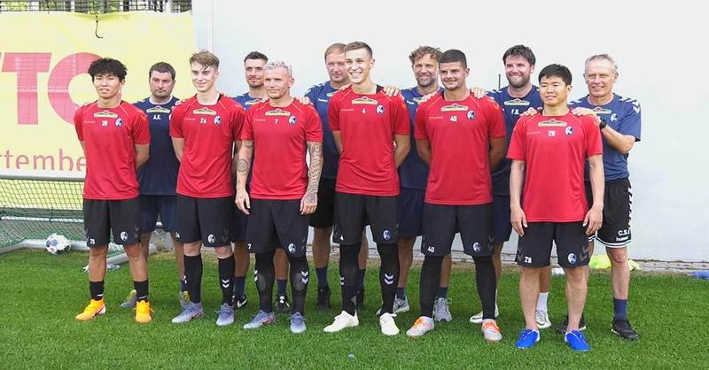 Neuzgänge der Saison 2019 / 2020 beim Sport-Club Freiburg, © baden.fm