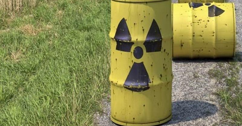 radioaktiv, Fässer, Radioaktivität, © ©Symbolbild Pixabay