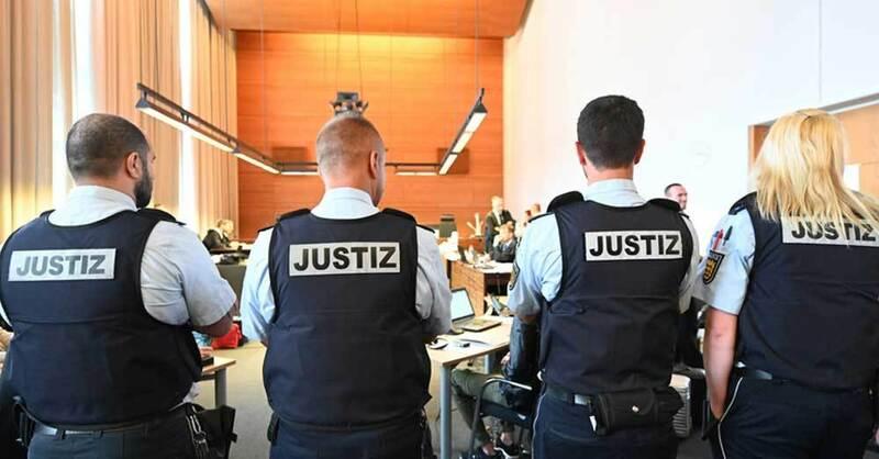 Gruppenvergewaltigung, Freiburg, Hans-Bunte-Areal, Prozess, Landgericht, © Patrick Seeger - dpa
