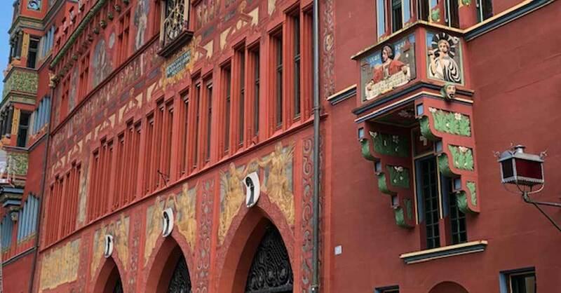 Rathaus, Basel, Schweiz, © baden.fm (Symbolbild)