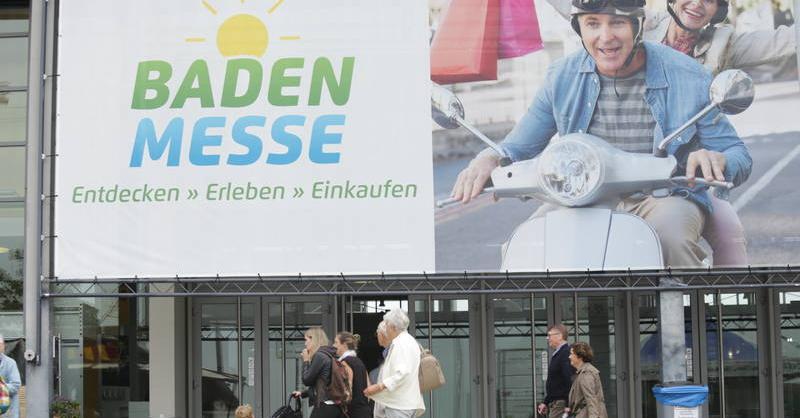 BADEN MESSE Banner, © FWTM