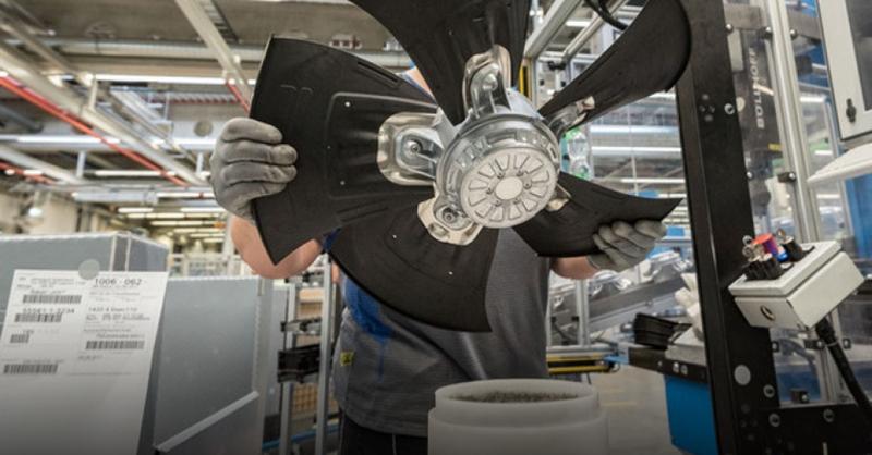 ebm Pabst, Herbolzheim, Industrie, © Daniel Maurer - dpa