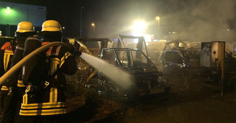 Feuerwehr Offenburg, © Feuerwehr Offenburg