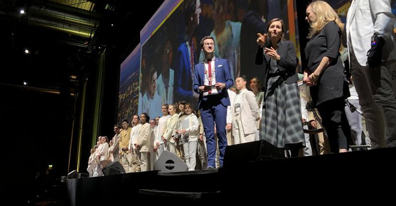 Martin Horn, Freiburg, Oberbürgermeister, 2020, Neujahrsempfang, © baden.fm