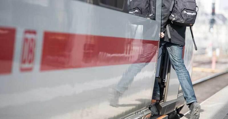 Deutsche Bahn, ICE, Zug, © Sebastian Gollnow - dpa (Symbolbild)