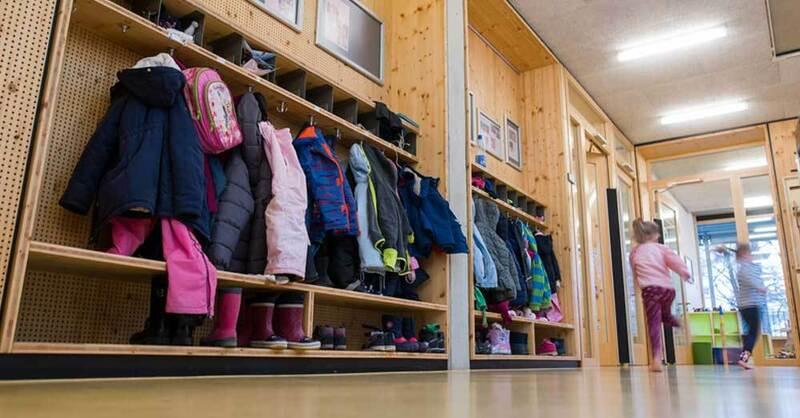 Kindergarten, Kita, © Sebastian Gollnow - dpa (Symbolbild)