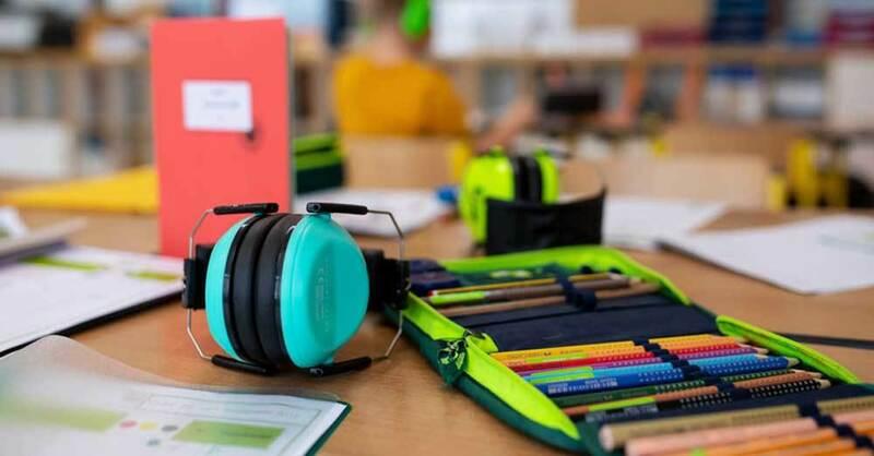 Schule, Grundschule, Federmäppchen, Stifte, © Sven Hoppe - dpa (Symbolbild)