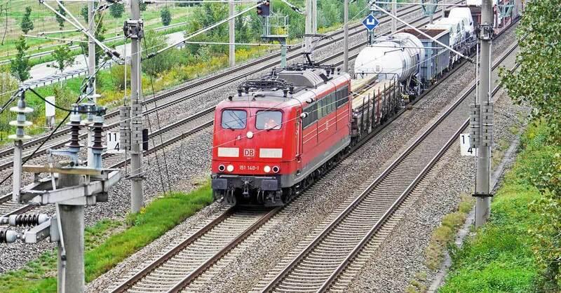 Deutsche Bahn, Güterzug, Rheintalbahn, Ortenau, © Pixabay (Symbolbild)
