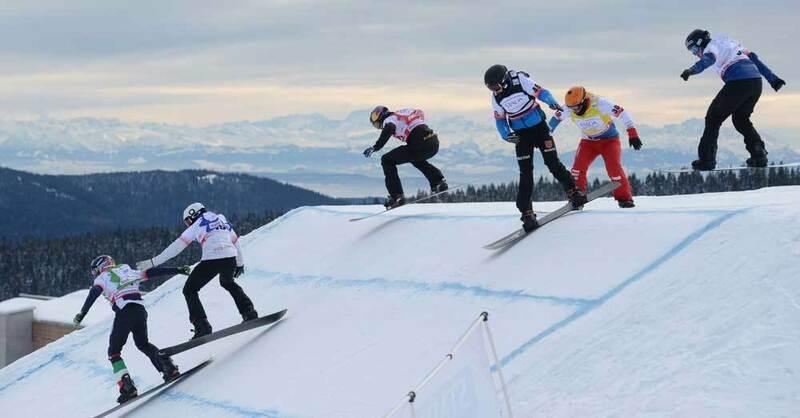 Snowboard, FIS, Weltcup, Feldberg, Wintersport, © Hochschwarzwald Tourismus GmbH