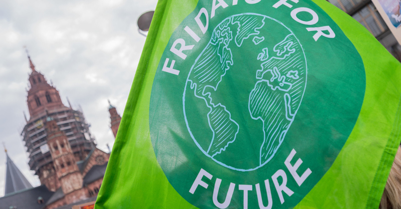 Fridays for Future, Protest, Klimastreik, © Andreas Arnold - dpa (Symbolbild)