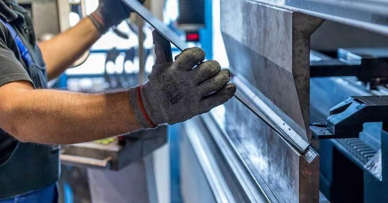 Metall, Industrie, Wirtschaft, Fabrik, © Pixabay (Symbolbild)