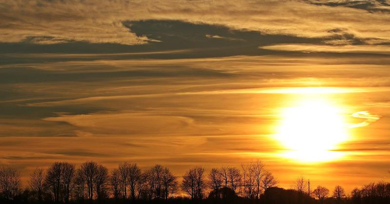 Wetter, Winter, Sonne, © Pixabay (Symbolbild)