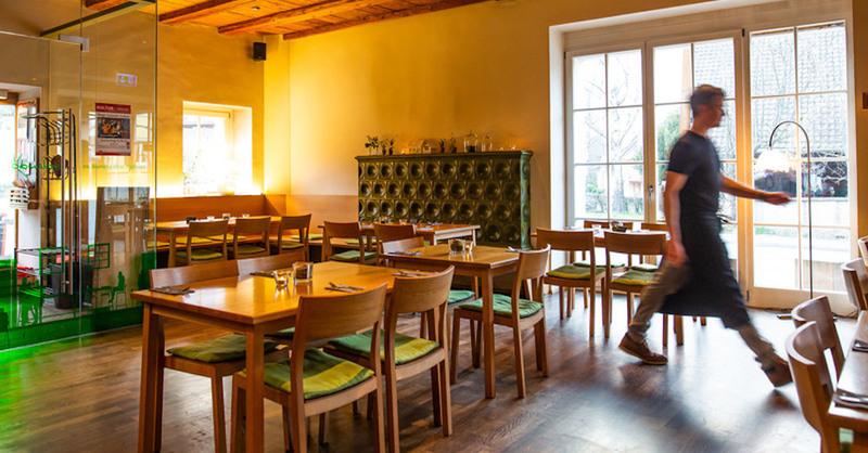 Restaurant, Bolando, Bollschweil, Gastronomie, © Philipp von Ditfurth - dpa (Symbolbild)