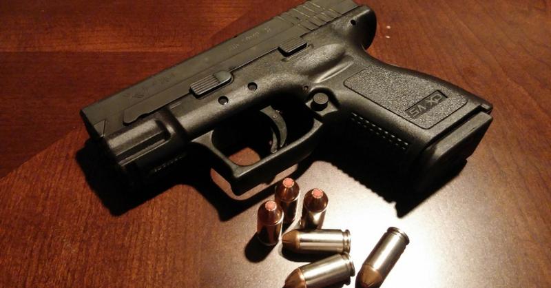 Waffe, Pistole, Munition, © Pixabay (Symbolbild)