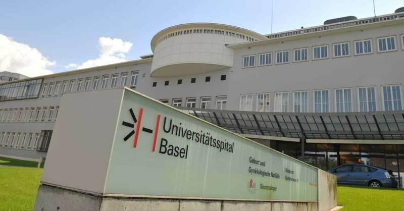 Universitätsspital, Kanton Basel, Schweiz, Klinik, Krankenhaus, © Juri Weiss - Kanton Basel-Stadt (Symbolbild)