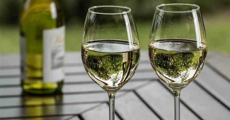 Wein, Weißwein, Alkohol, © Pixabay (Symbolbild)