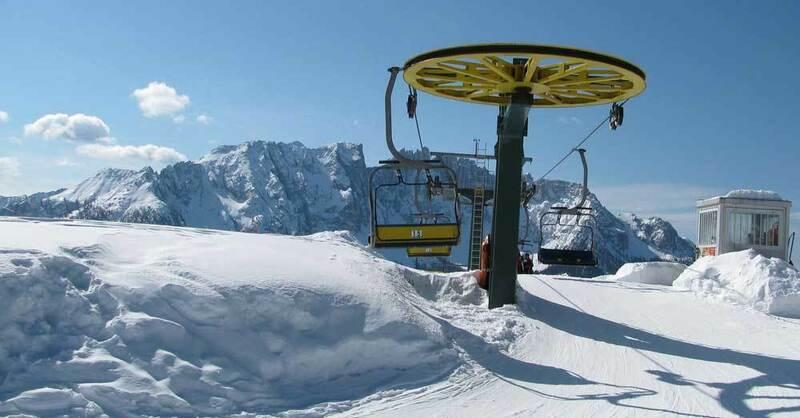 Südtirol, Italien, Skigebiet, Skilift, Schnee, Alpen, © Pixabay (Symbolbild)